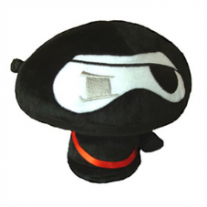 Chris The Ninja Pirate Plush Toy